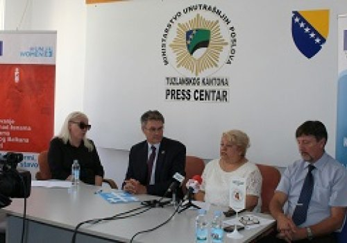 EU AND UN WOMEN SUPPORT PROTECTION OF VULNERABLE WOMEN IN BIH