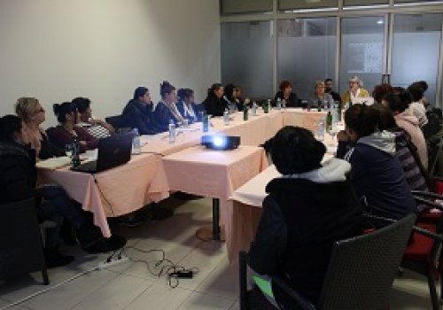 The Assembly of Roma woman Association
